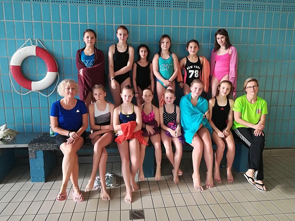 Stadtmeisterschaften im Schwimmen 2017 - Realschule Bockum